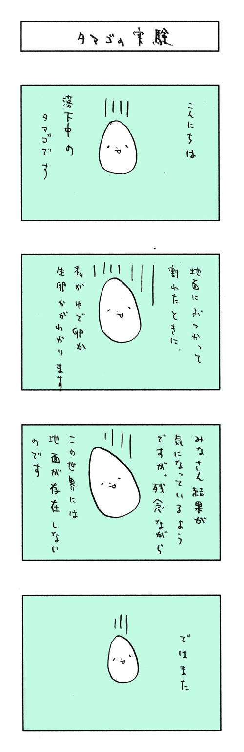 155_タマゴの実験